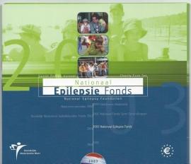 "Nederland BU set 2003 ""Epilepsiefonds """