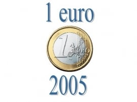 Portugal 100 eurocent 2005