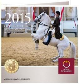 Oostenrijk BU set 2015