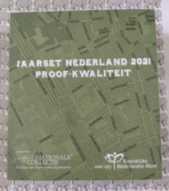 Nederland proofset 2021