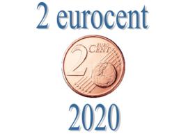 Cyprus 2 eurocent 2020