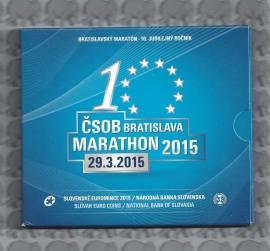 """Slowakije BU set 2015 """"Marathon 2015"""