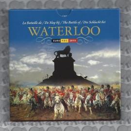 """België BU set 2015 """"Slag om Waterloo"""""""