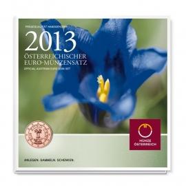 Oostenrijk BU set 2013
