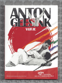 "Nederland 5 euromunt 2021 (47e) ""Anton Geesink vijfje"" (zilver, proof in blister)"