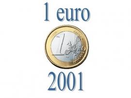 Frankrijk 100 eurocent 2001