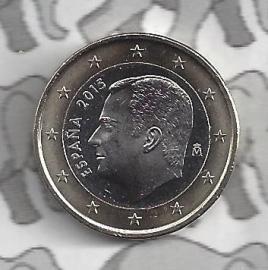 Spanje 100 eurocent 2015 (afbeelding koning Felipe VI)