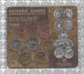 Griekenland BU set 2006