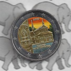 "Duitsland 2 euromunt CC 2013 ""Maulbronn"" (kleur 2 x)"