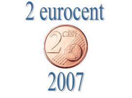 Duitsland 2 eurocent 2007 A