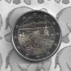 "Finland 2 euromunt CC 2018 ""Het Finse Landschap Koli"""