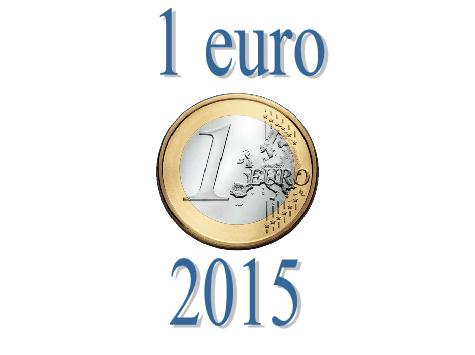 Griekenland 100 eurocent 2015