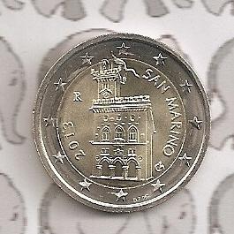 San Marino 200 eurocent 2013