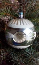 Prachtige antieke kerstbal