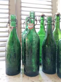 Oude franse flessen.