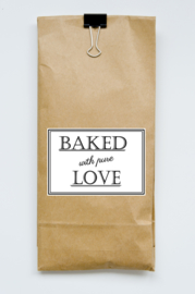 Baked With Pure Love