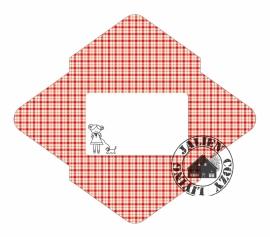 Briefpapier Meisje (PDF)
