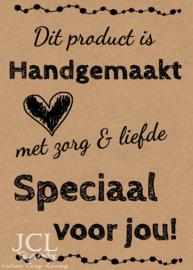 Label Handgemaakt Kraft (PDF)
