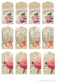 Label Roses