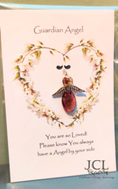 Bescherm Engeltje Paars