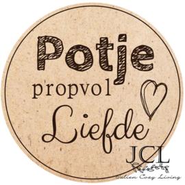 Potje Propvol Liefde Kraft Etiket (PDF)
