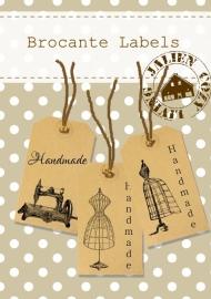 Brocante Handmade Labels