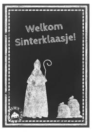 Poster Welkom Sinterklaasje (PDF)
