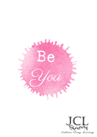 Poster Be You (PDF)