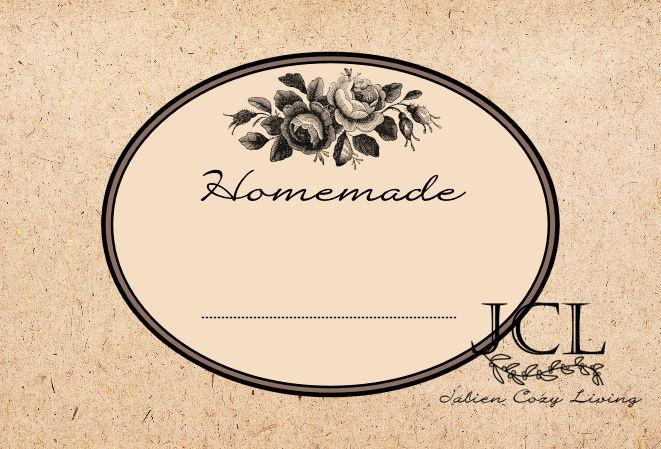 Brocante Rozen Homemade Etiket (PDF)