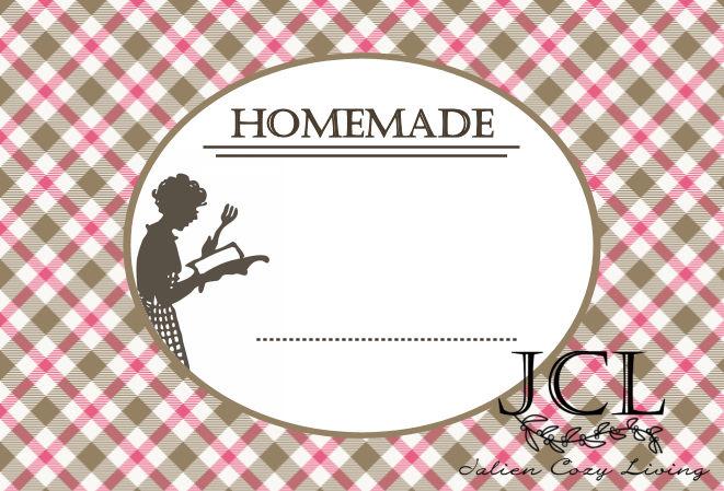 Homemade Roze/Bruin Ruitje (PDF)