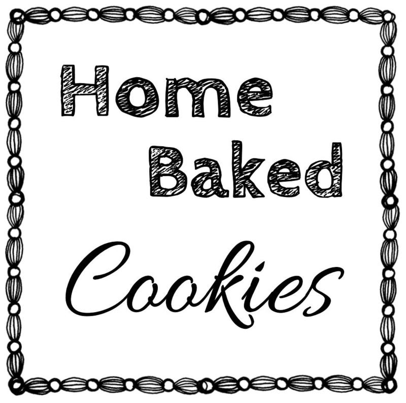 Home Baked Cookies vierkant (PDF)
