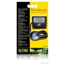 Exo Terra Thermometer Digital precision instrument
