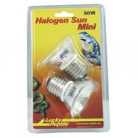 LuckyReptile Halogen Sun Mini 50W Double Pack