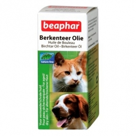 Beaphar berkenteerolie 10 ml