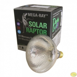 SolarRaptor-Mixed light with internal ballast 230V 160W UVB