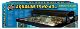 "AquaSun T5 ""High Output"" Double Fluorescent Hood"