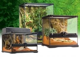 Exo Terra Glass Terrarium 45x45x45