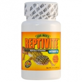 Reptivite without D3