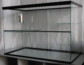 Luxe terrarium 100x50x60 6mm