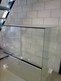 Knaagdier terrarium 50x35x35