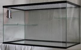 Knaagdier aquarium 60x40x40