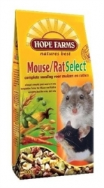 HOPE FARMS MOUSE/RAT/HAMSTER SELECT 15 KG