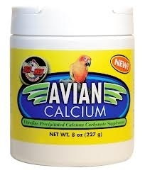 Avian calcium