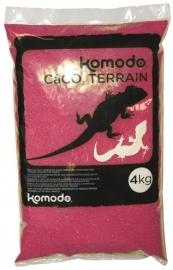 Calciumzand donkerrood 4kg