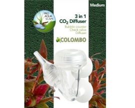 colombo 3 in 1 Co2 diffuser medium