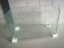 Aquarium 50x50x50 discus bak 8 mm