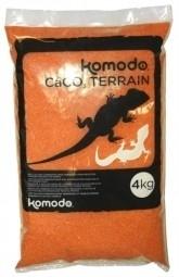 Calciumzand oranje 4kg
