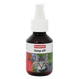 Beaphar keep off afweermiddel kat 100 ml