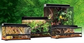 Exo Terra Glass Terrarium 90x45x45