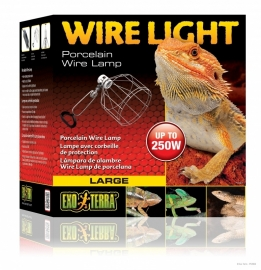 Exo Terra Wire Light S